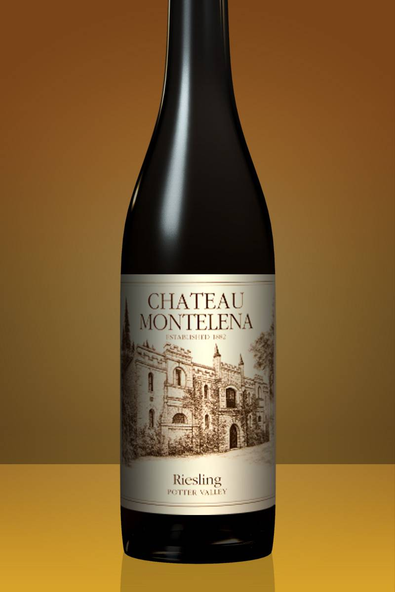 2014 Chateau Montelena Potter Valley Riesling