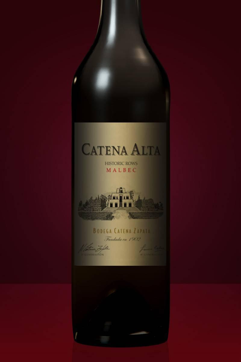 2012 Catena Alta Malbec