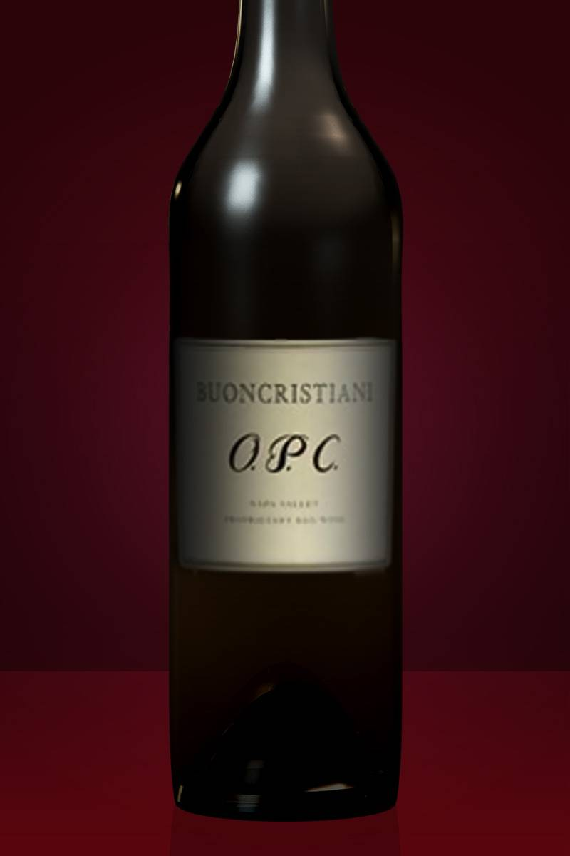 2012 Buoncristiani 'O.P.C.' Proprietary Red