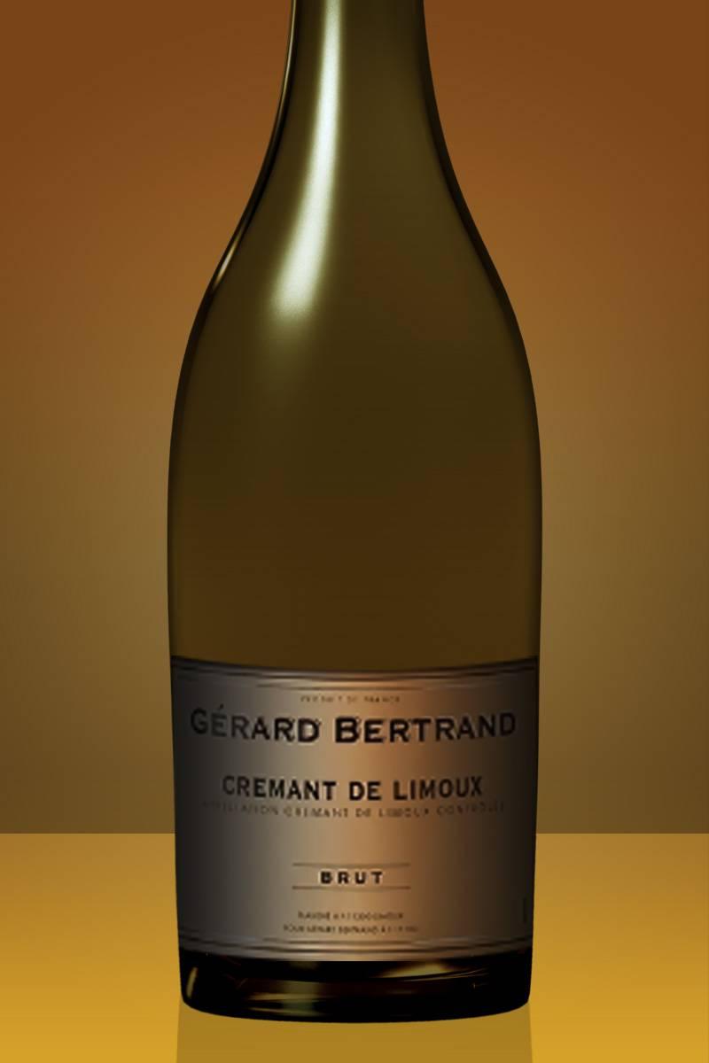 2013 Gerard Bertrand 'Cremant de Limoux' Brut Rose