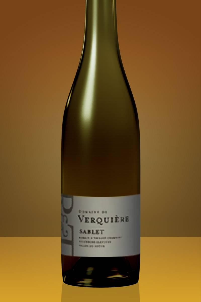 2011 Domaine De Verquiere Cotes Du Rhone Villages 'Sablet Blanc'
