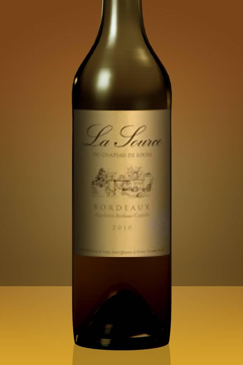2011 Chateau De Sours 'La Source' Bordeaux Blanc