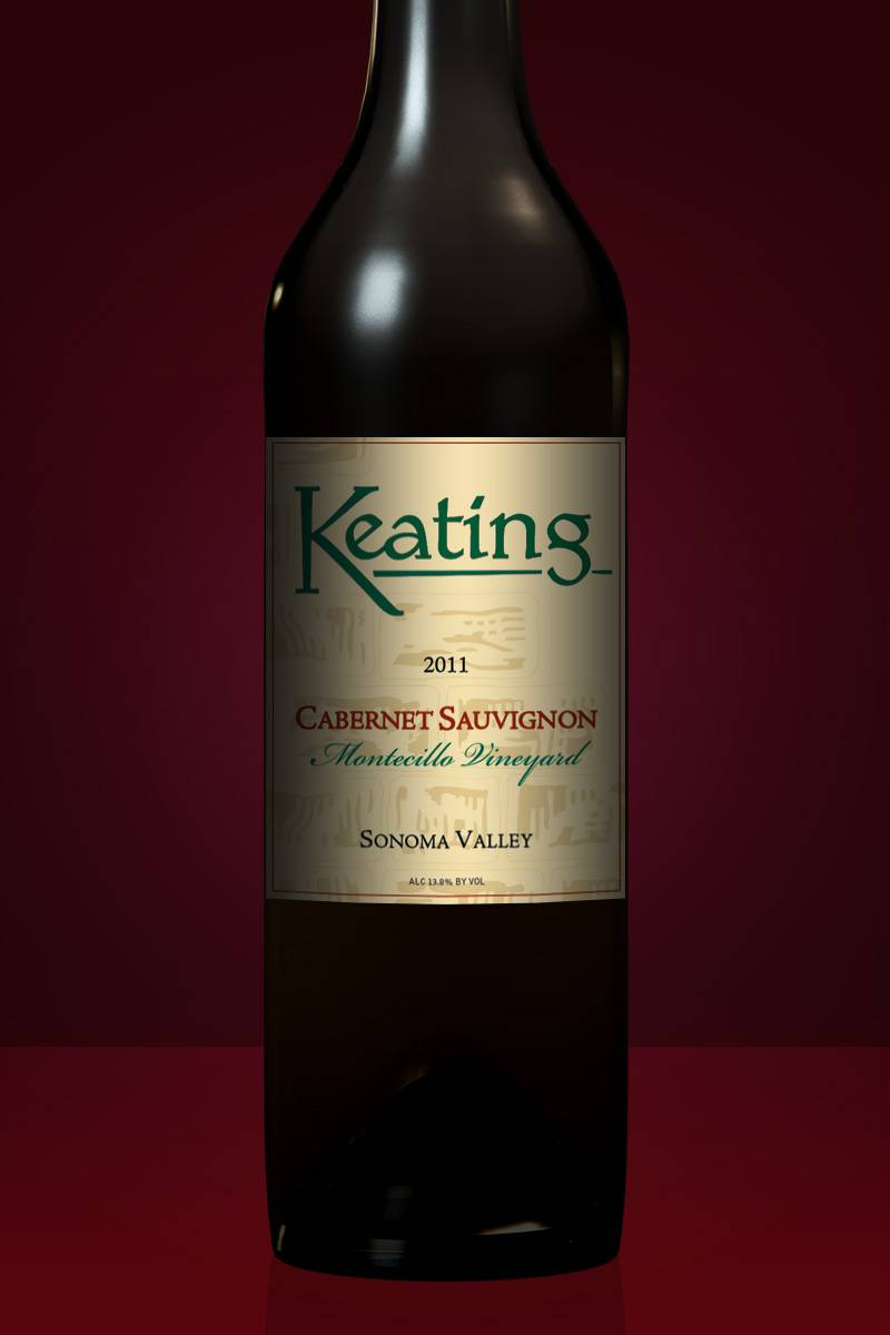 2011 Keating 'Montecillo' Cabernet Sauvignon