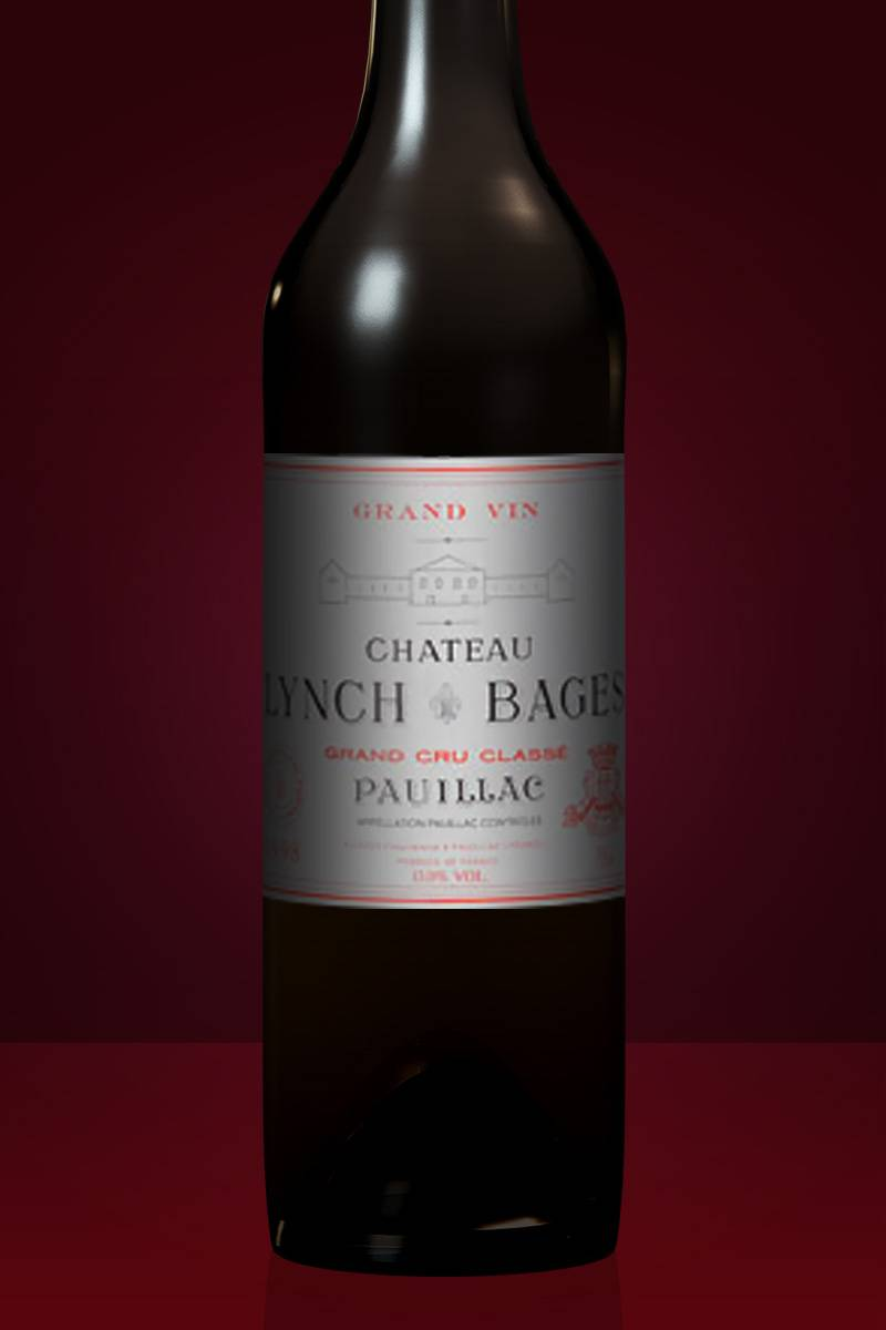 1996 Chateau Lynch-Bages Pauillac