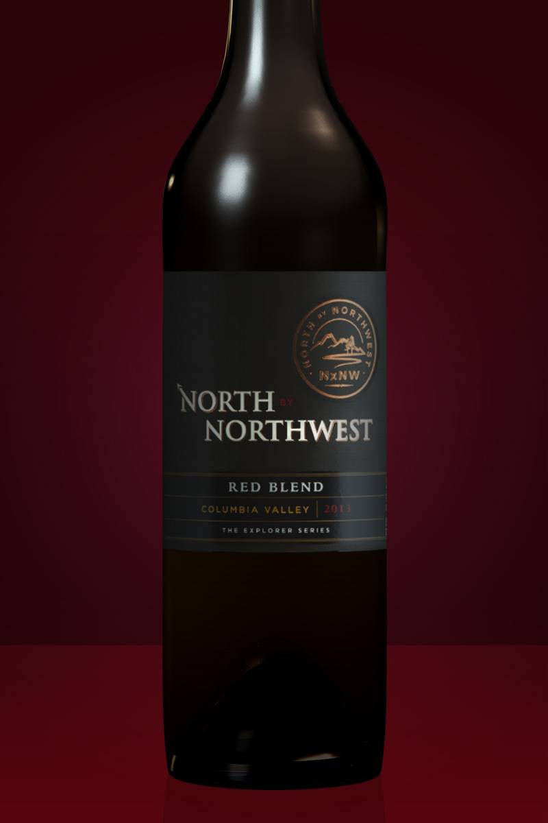 2013 North by Northwest Red Blend