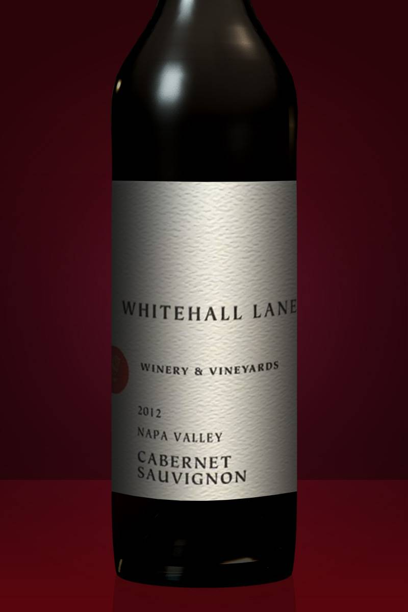 2012 Whitehall Lane Napa Valley Cabernet Sauvignon Signed 1.5L Magnum + Mystery Prize!