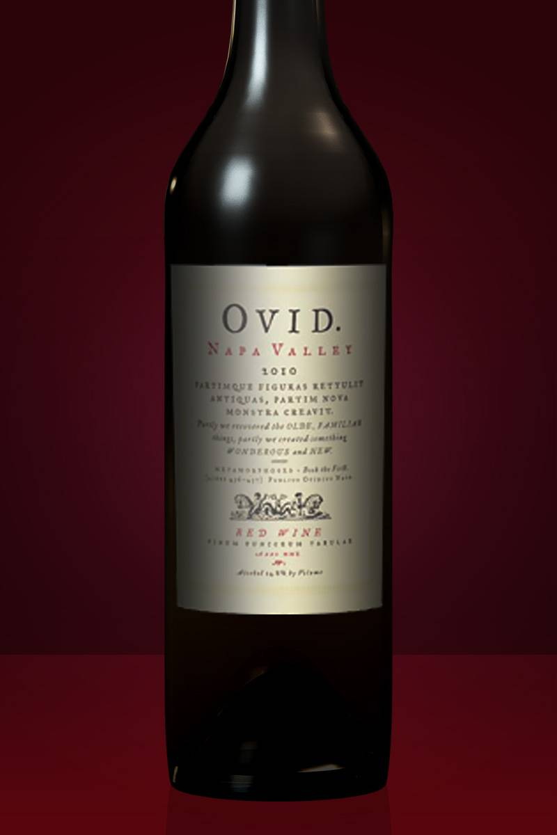 2010 Ovid Napa Valley Red