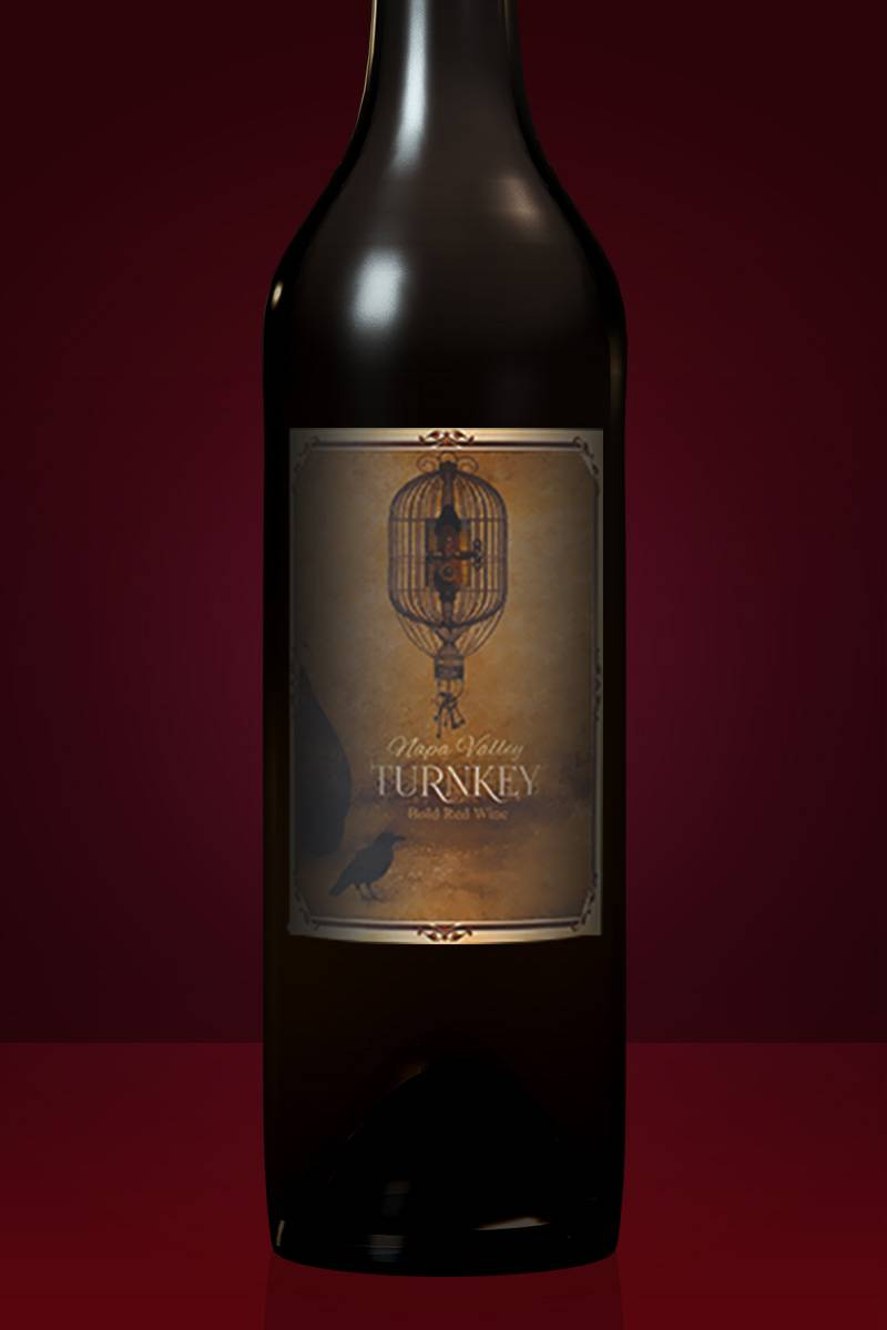 2014 Turnkey Proprietary Red Blend Napa Valley